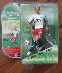 Details Zu 3d Stars Soccer Bundesliga Sergej Barbarez Hamburger Sv Fussball Figur