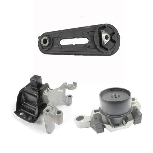 Engine Motor /& Trans Mount Set For 07-11 Nissan Sentra 2.0L 4318 4346 4348 M770