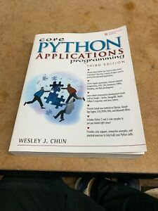 Core Python Programming (2nd ed.) by Chun, Wesley J (ebook)