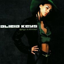 Songs in A Minor by Alicia Keys (CD, Jun-2001, J Records)