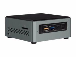 Intel-NUC-cuatro-nucleos-Silencioso-pequena-Pc-De-Escritorio-8GB-Ram-480GB-Ssd-Windows-10-Pro