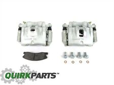 99-04 Jeep Grand Cherokee FRONT RIGHT & LEFT BRAKE CALIPERS LOADED OEM NEW MOPAR