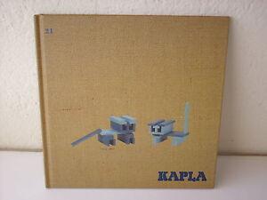 Details Sur Livre Kapla N 21 Pour Planchettes Bleu Ou Autres Couleurs