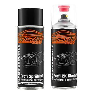 Motorradlack-2K-Spraydosen-Set-Honda-Motorrad-YR253M-Arancio-Metallic