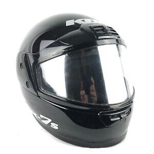 KBC-Full-Face-Snowmobile-Helmet-XL-Snell-M95-Approved-DOT-Black