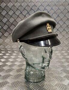 Genuine-Vintage-British-Army-QARANC-Grey-Moss-Bros-Service-Dress-Hat-Complete