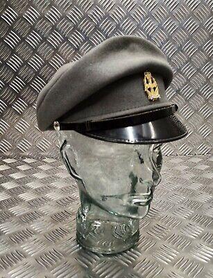 Genuine British Army Queens Royal Lancers Hat QRL Guards Dress Cap