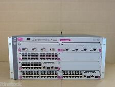 Hp Procurve 5308xl j4819a de 8 ranuras interruptor 1x j4878a 1x j4821a 2x j4907a 2x j4820a