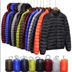 Men-039-s-Packable-Hooded-Fill-Lightweight-90-Down-Jacket-Puffer-Parka-coat-2019