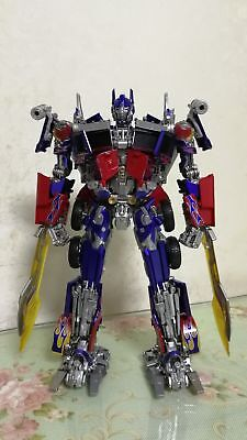 Transformers Movie 5 legendarytoys LT02 OP Metal Painting Optimus Prime