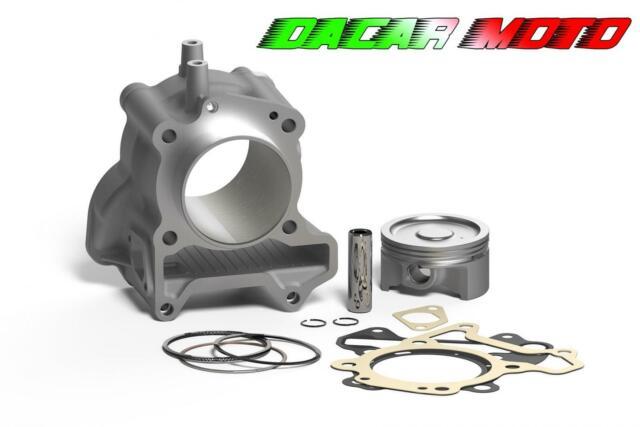Cilindro Completo 63 Aluminio con Enchufe 14 H2o Vespa GTS 150 2017>Malossi