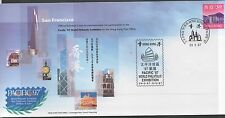 Hong Kong Sc#774 Pacific '97, 1997, Official Event Cover