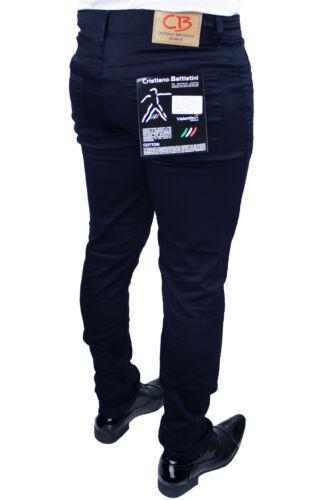 Men/'s Trousers Battistini Blue Jeans plus Sizes up to 64 66 68 70 72 74 76 78