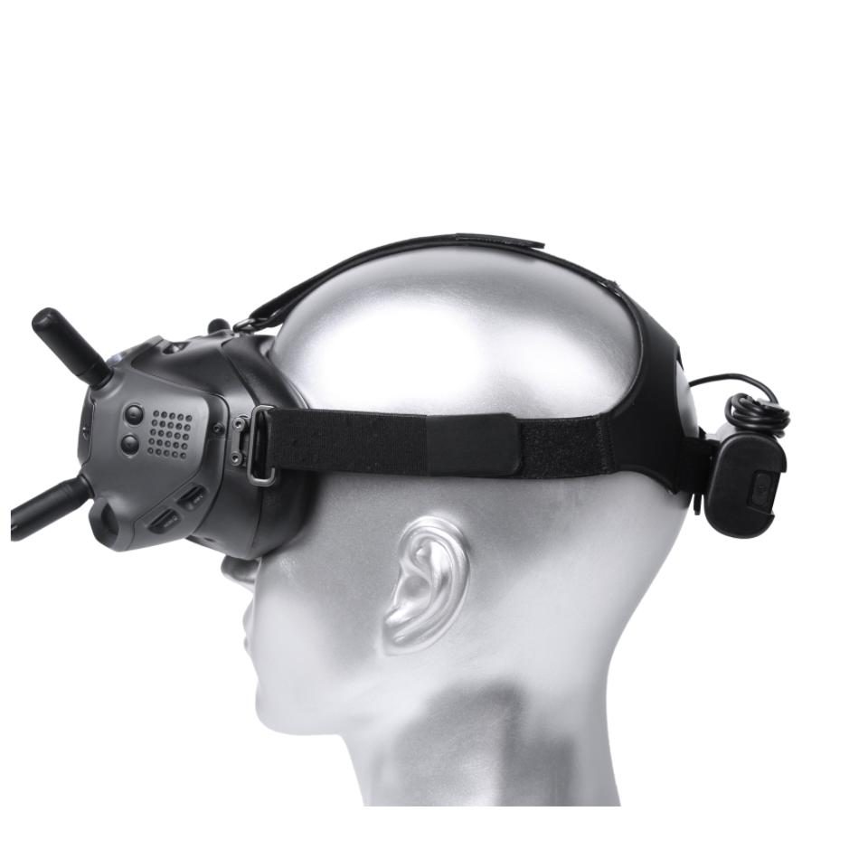 Shock-Proof Battery Clip Holder for FPV Goggles V2