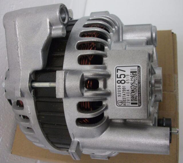 Genuine HOLDEN  Alternator Commodore V8 VT VX VY WH WK 5.7L GEN 3 LS1  92058857