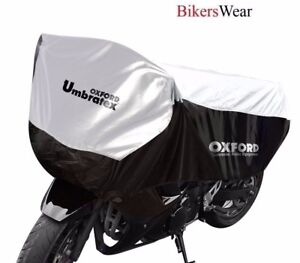 Oxford-Umbratex-Motorcycle-Waterproof-Dust-cover-Size-L-CV107