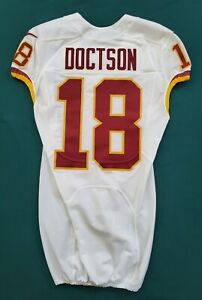 #18 Josh Doctson of Washington Redskins NFL Locker Room Game Issued Jersey