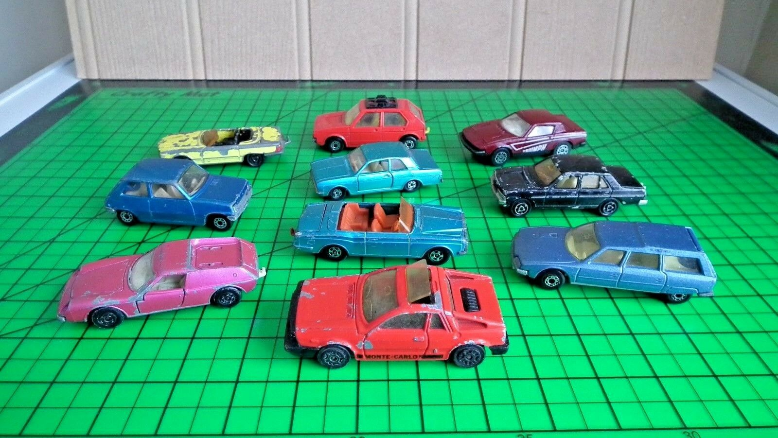 Diecast Model Toys  Cars Part II - Sold As Individual