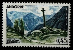 ANDORRE-Paysage-n-162-Neuf-Cote-28-Lot-Timbre-DOM-TOM