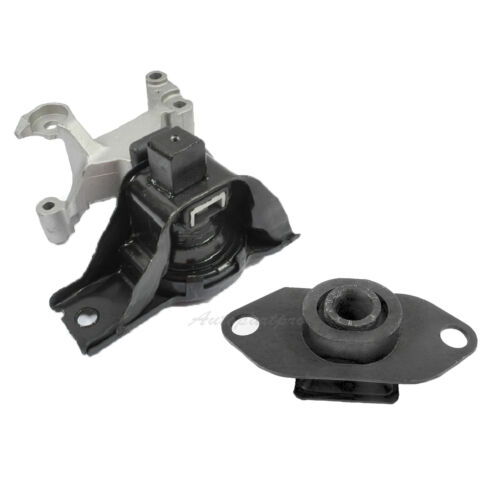 M1366 Engine Motor /& Trans Mount For 07-12 Nissan 2.0L Set 2PCS Manual 4336 4348
