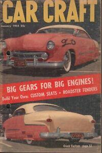 Car Craft February 1955 John Christy Robert E Peterson 061719AME