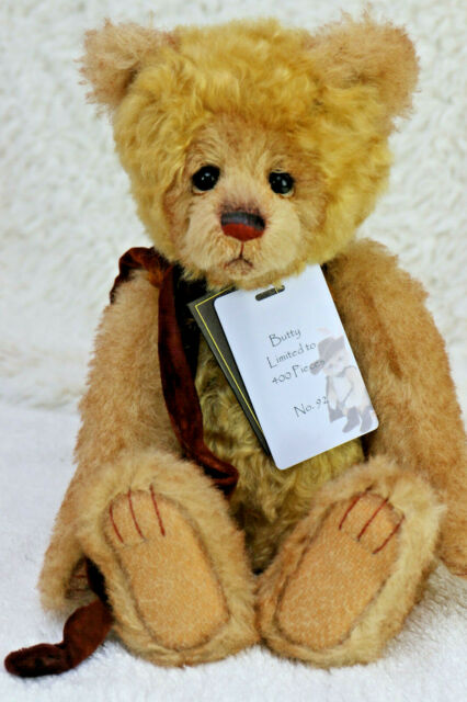 BNWT Keeley Charlie Bears