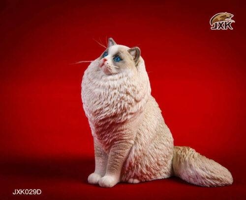 Details about  /1//6 Scale JXK JXK029 Cat Puppet Animal Statue Model Scene Props Collectible