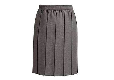 Girls All Round Box Pleat School Skirt art no 7052