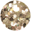 thumbnail 103 - Hemway Glitter Epoxy Resin Crystal Kitchen Worktop Counter Table Top Pigment