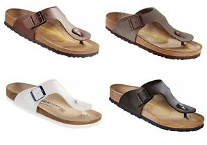 8887fd022d4f Image is loading Birkenstock-Ramses-Birko-Flor-Toe-Post-Sandals-Shoes-