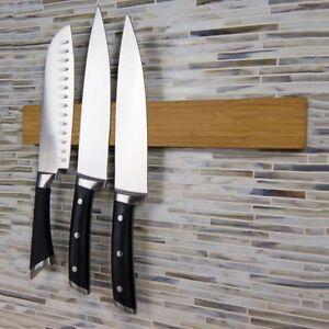 Bamboo-38cm-Magnetic-Knife-Holder-Utensil-Rack-Storage-Strip-Kitchen-Knives-Bar