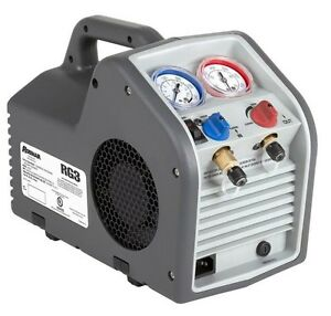 NEW Robinair RG3 115 VOLT Refrigerant Recovery Machine