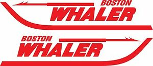 Set-of-2-Boston-Whaler-Boat-Decals-4-Sizes-Available