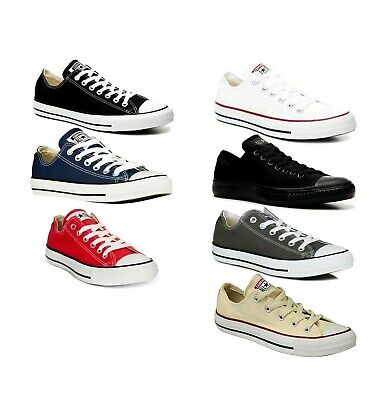 Converse All Star Chuck Taylor Canvas Low Top brand new with tags,without box | eBay