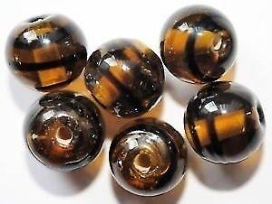 20 abalorios bolas 10 mm Aa3-06
