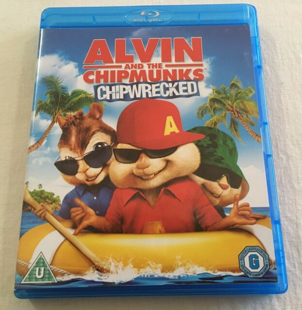 Alvin And The Chipmunks Chipwrecked 2011 For Sale Ebay