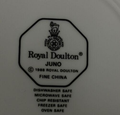 Kaffeetasse UT Royal Doulton Juno Fine China
