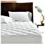 Quilted-Waterproof-Mattress-Protector-Topper-Bed-Cover-Fitted-Sheet-Extra-Deep thumbnail 1