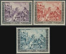 LAOS N°28/29 & PA N°13**  Jubilé S.M Sisavang Vong ,TB, 1952, SC#25-26 & C13 MNH
