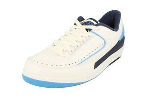 a0fd563b7827 Nike Air Jordan 2 Retro Low Mens Basketball Trainers 832819 Sneakers ...