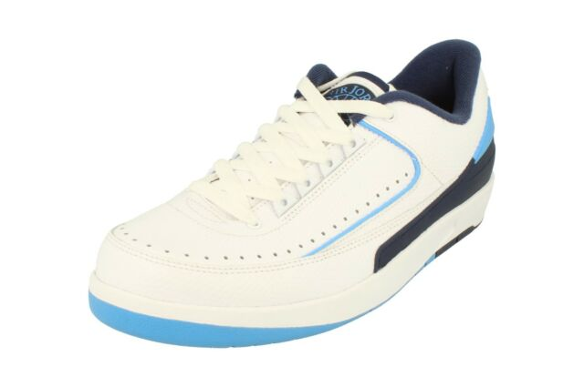 reputable site 64d6e f5e5e Nike Air Jordan 2 Retro Low Mens Basketball Trainers 832819 Sneakers Shoes  107