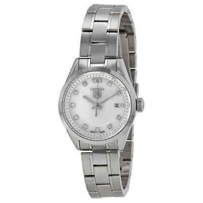 Tag Heuer Carrera Ladies Quartz Watch WV1411.BA0793