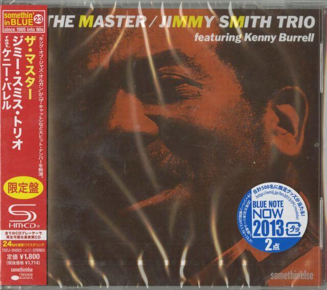 JIMMY SMITH TRIO-THE MASTER-JAPAN SHM-CD D50