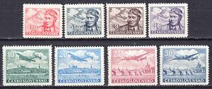Tschechoslowakei 1946  Mi. 493-00 ** postfrisch / MNH