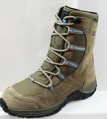 JACK WOLFSKIN SNOWTRAIL LADIES HIKING BOOTS BRAND NEW SIZE UK 4 AND UK 4.5 (AR10 | eBay