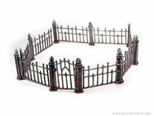 Wrought iron fence (D&D, Mordheim, dungeon terrain, dwarven forge, Frostgrave)