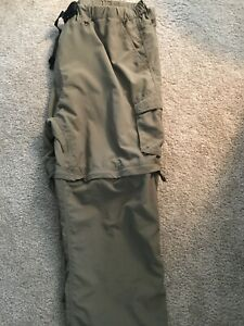 Boys Scouts of America Convertible Cargo Pants