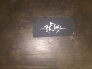 Patch Manegarm Viking Black Folk Metal band.