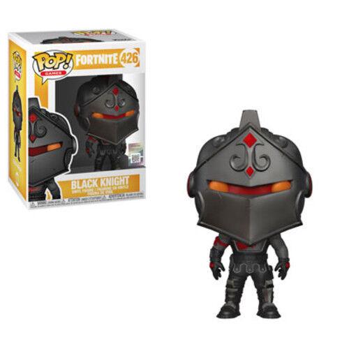 Fortnite - Black Knight - Funko Pop! Games: (2018, Toy NEUF)