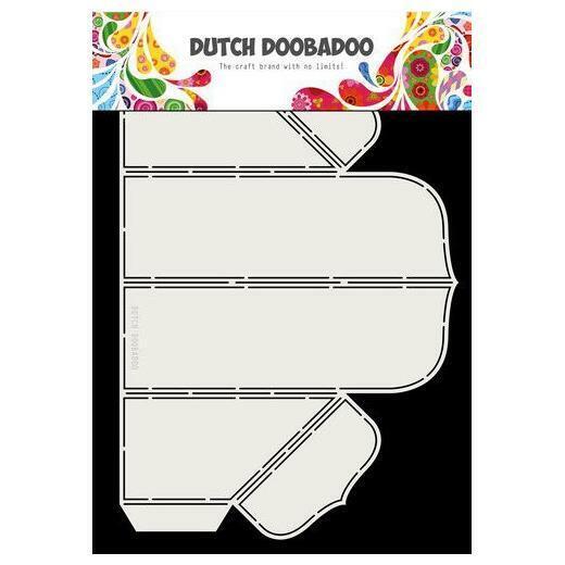 Apple #713596 Dutch Doobadoo Card Art Template